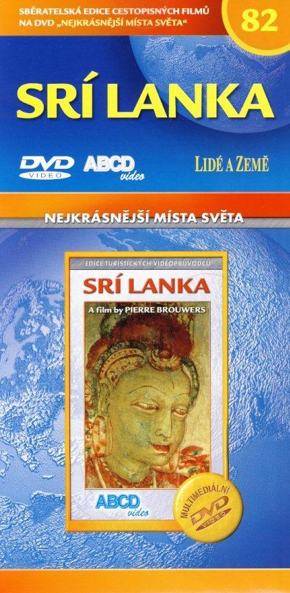 Srí Lanka - Nejkrásnější místa světa DVD