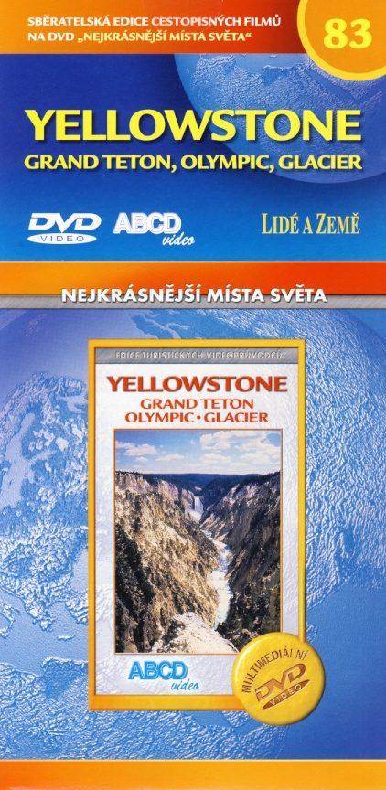 Yellowstone - Nejkrásnější místa světa