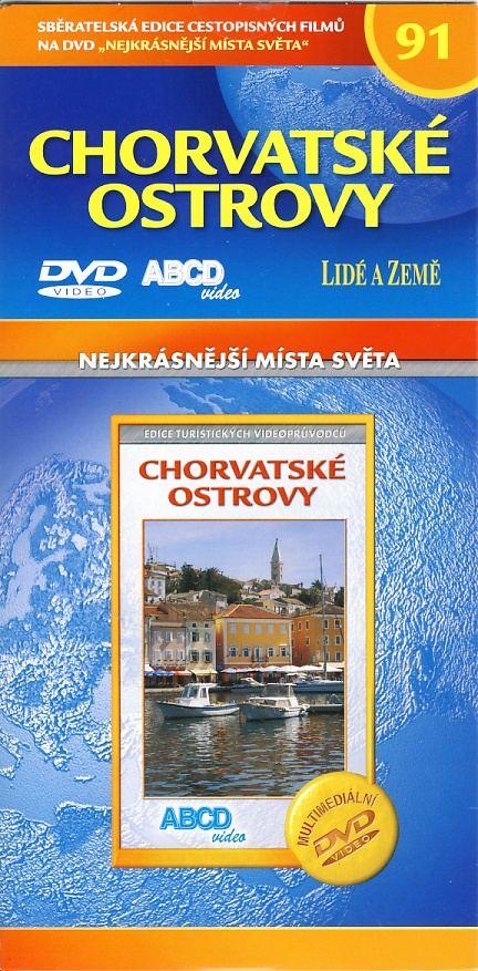 Chorvatské ostrovy - Nejkrásnější místa světa