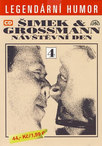 Šimek & Grossmann - Návštěvní den 4 CD