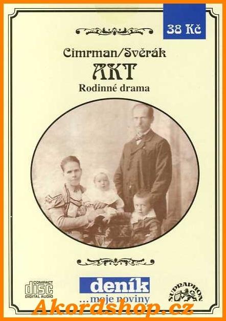 Svěrák & Cimrman - Akt