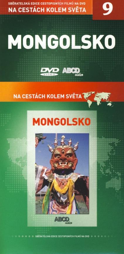 Mongolsko - Na cestách kolem světa