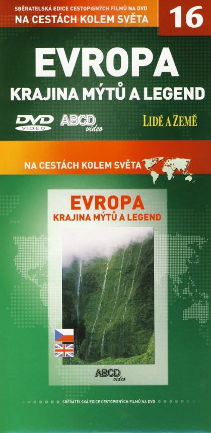 Evropa - Krajina mýtů a legend