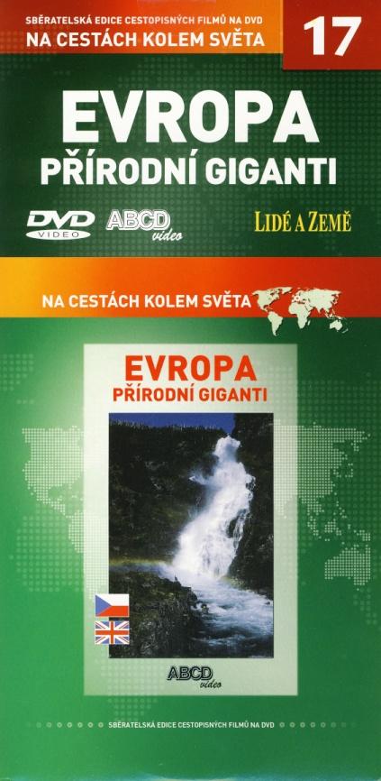 Evropa - Přírodní giganti