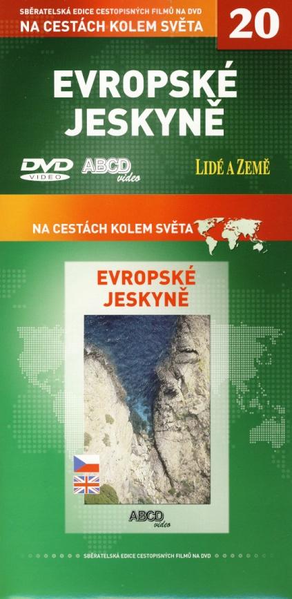 Evropské jeskyně - Na cestách kolem světa