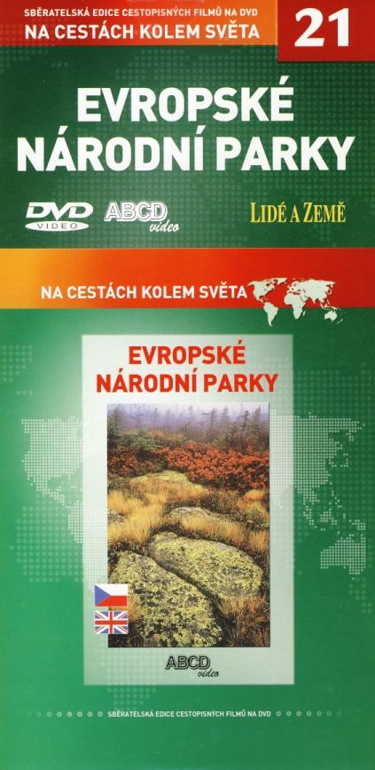 Evropské národní parky - Na cestách kolem světa