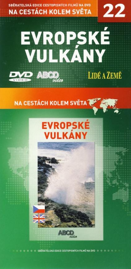 Evropské vulkány - Na cestách kolem světa