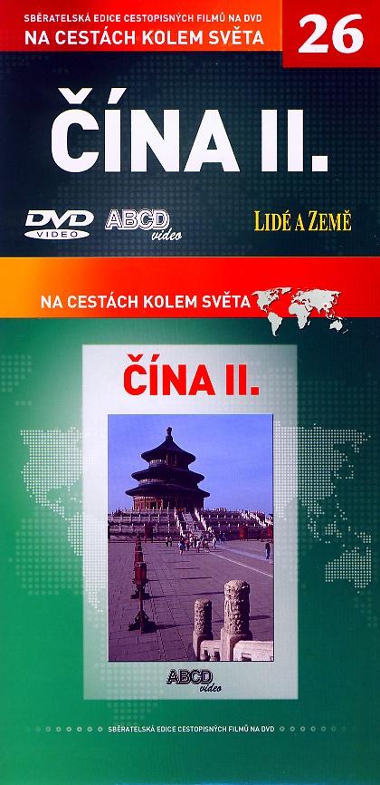 Čína II. - Na cestách kolem světa