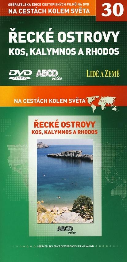 Řecké ostrovy - Kos, Kalymnos a Rhodos