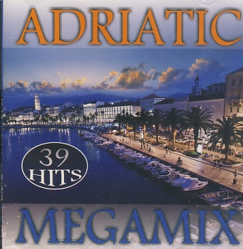 Adriatic - Megamix CD