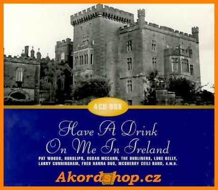 Have A Drink On Me In Ireland 4CD
