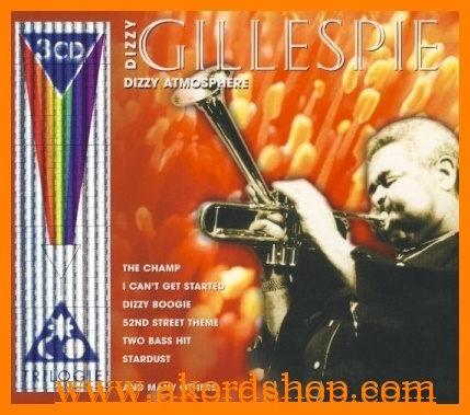 Dizzy Gillespie - Dizzy Atmosphere 3CD