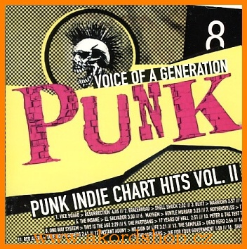 Punk - Voice Of A Generation