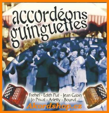 Accordéons Et Guinguettes CD