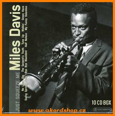 Miles Davis -  Just Squeeze Me 10CD