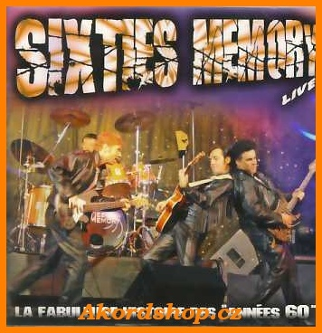 Sixties Memory - Live CD