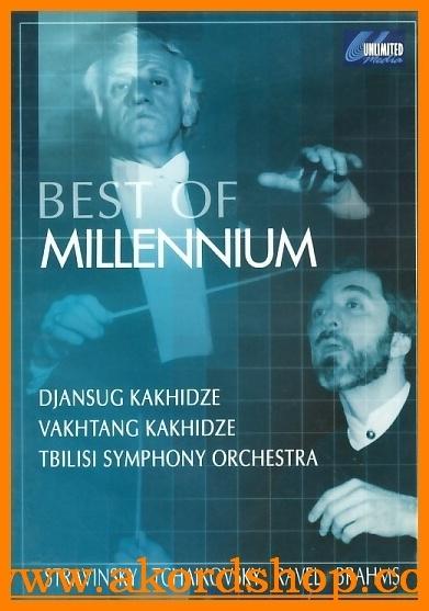 Stravinsky/Ravel  Best Of Millennium