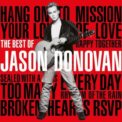 Jason Donovan - Best Of Jason Donovan