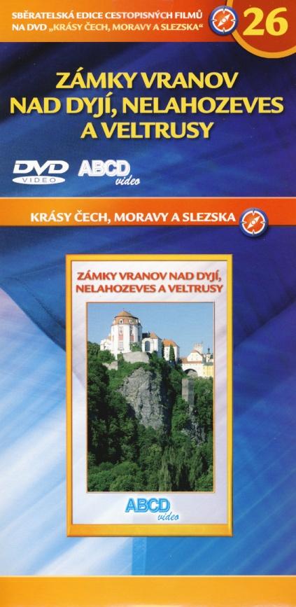 Zámky Vranov nad Dyjí, Nelahozeves a Veltrusy