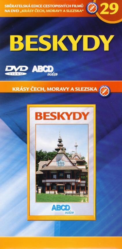 Beskydy - Krásy Čech, Moravy a Slezska DVD