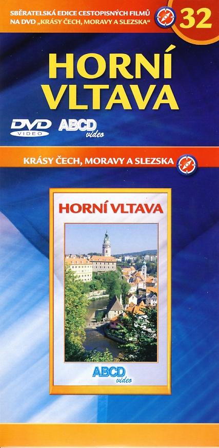 Horní Vltava - Krásy Čech, Moravy a Slezska DVD