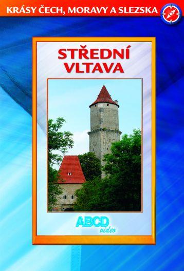 Střední Vltava - Krásy Čech, Moravy a Slezska DVD