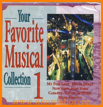Favorite Musical 1 CD
