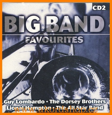 Big Band Favourites 2 CD