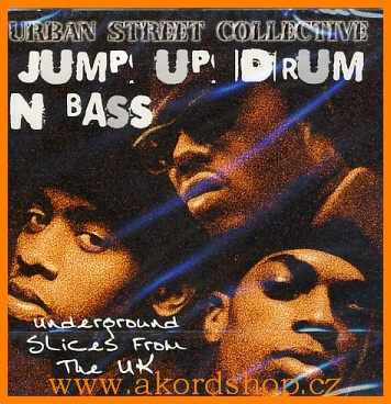 Jump Up Drum N Bass CD