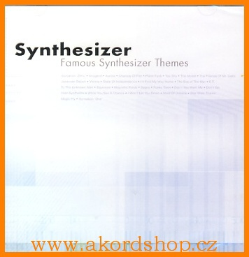 Synthesizer - Famous Synthesizer Themes CD