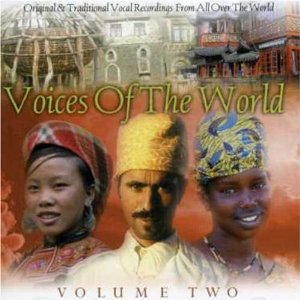 Voices Of The World CD