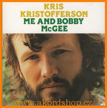 Kris Kristofferson - Me And Bobby McGee CD