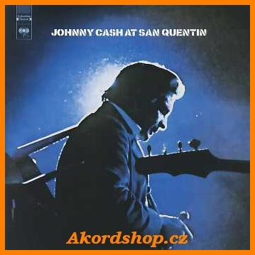 Johnny Cash - At San Quentin CD