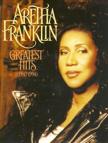 Aretha Franklin - Greatest Hits (1980-1994) CD