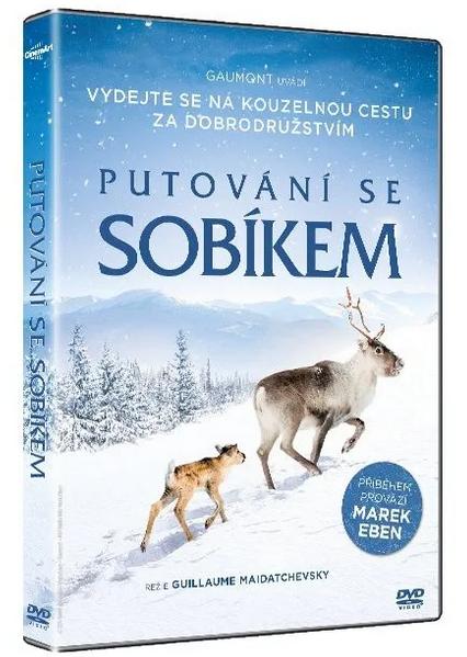 Putování se sobíkem DVD (SK verze)