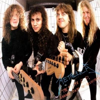 Metallica - 5.98 EP: Garage Days Re-Revisited