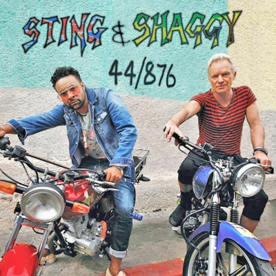 Sting & Shaggy - 44/876 (Black) LP