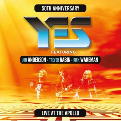 YES - Live At The Apollo Blu-Ray