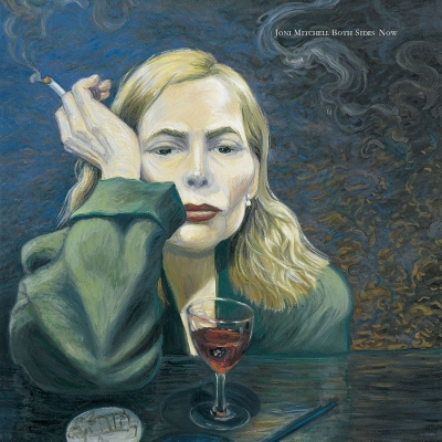 Joni Mitchell - Both Sides Now Blu-Ray