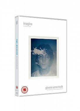John Lennon / Yoko Ono - Imagine & Gimme Some Truth Blu-Ray