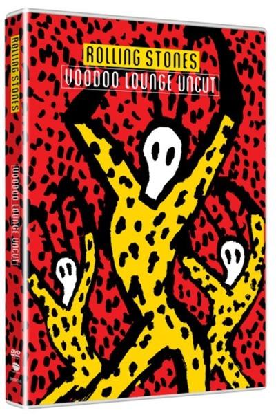Rolling Stones - Voodoo Lounge Uncut Blu-Ray