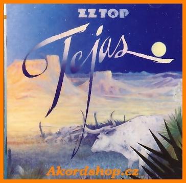 ZZ TOP - Tejas LP