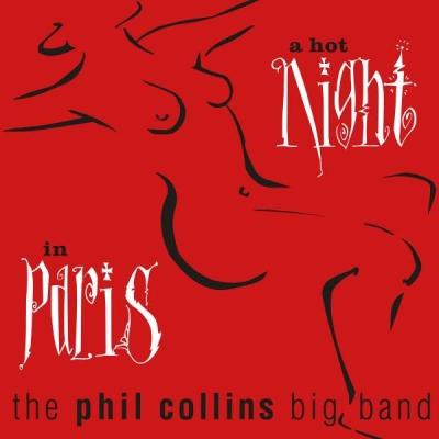 Phil Collins - A Hot Night  In Paris 2LP