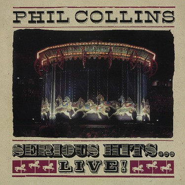 Phil Collins - Serious  Hits... Live! 2LP
