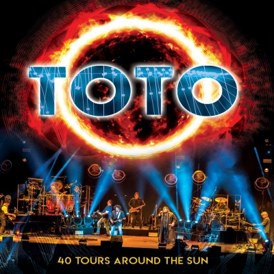 Toto - 40 Tours Around The Sun Blu-Ray