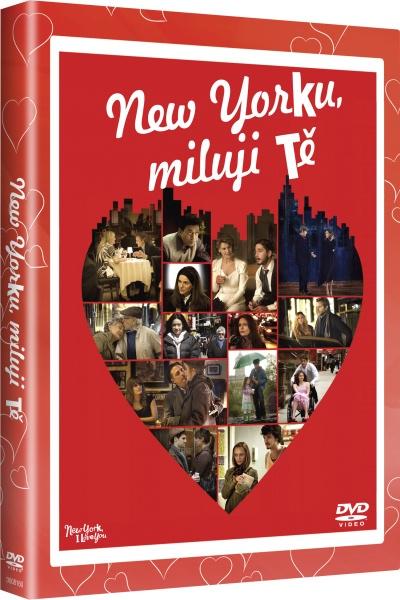 New Yorku, miluji Tě! DVD