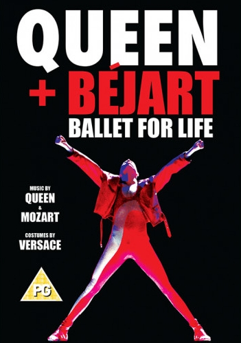 Queen/Maurice Béjart - Ballet For Life (Deluxe) Blu-Ray