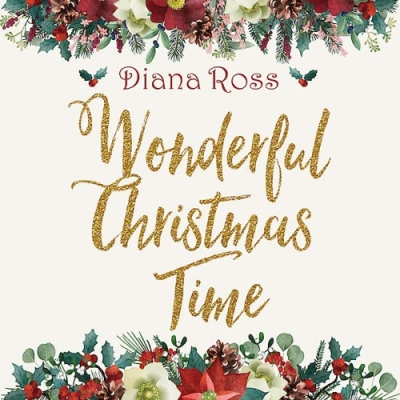 Diana Ross - Wonderful Christmas Time 2LP
