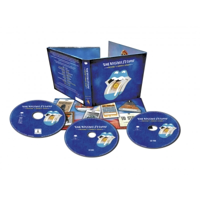 Rolling Stones - Bridges To Buenos Aires CD/2Blu-Ray