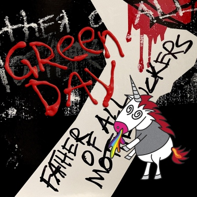 Green Day - Father of All Motherfuckers LP